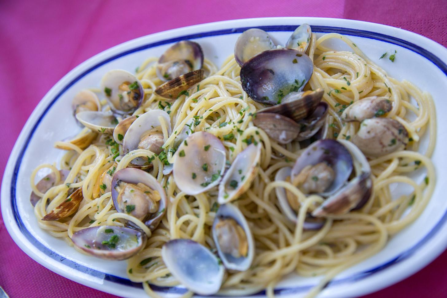 Natuurlijk kun je in Venetië ook heerlijke pastagerechten eten
