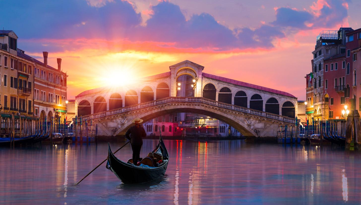 Zomer in Venetië